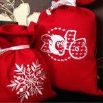 Мешки для подарков в Тольятти