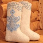 Обувь Деда Мороза в Тольятти