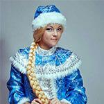 Парики и косы Снегурочки в Тольятти