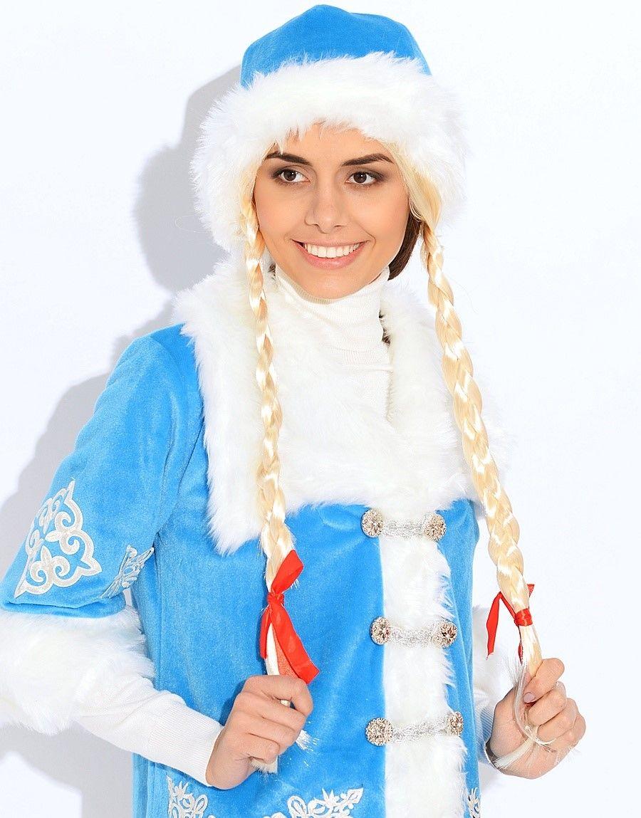косы снегурочки в тольятти